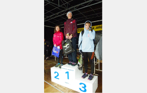Podium Cross long F