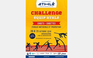 Challenge National Equip'Athlé Cadets