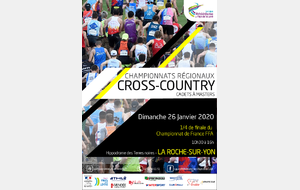 ¼ Finale du Championnat de France de cross country