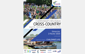 Championnat régional Be&Mi de cross-country